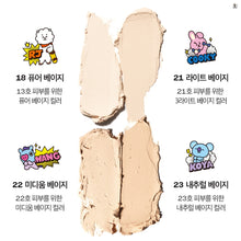 [BT21 X VT COSMETICS] Art In Stick Foundation