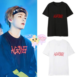 Taehyung's Style Against Shirt
