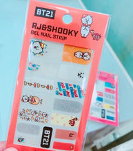 [OLIVE YOUNG X BT21] Gel Nail Strip