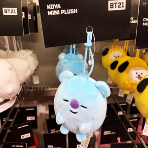 [LINE X BT21] Standing Plush Mini PongPong