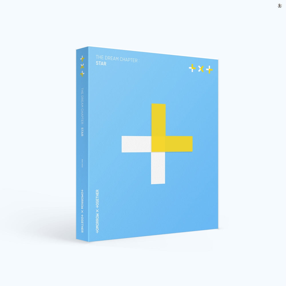 TOMORROW X TOGETHER TXT - The Dream Chapter: Star (Free Shipping)