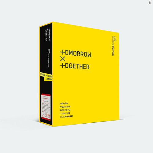 [BIG HIT] TXT 2020 SEASON'S GREETINGS