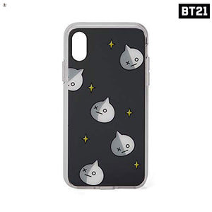 [LINE X BT21] TPU Case Pattern for iPhone 7/8 7+/8+/ X (Free Shipping)