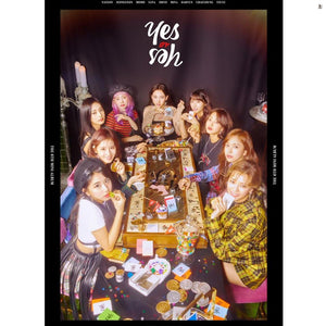 Twice - Yes or Yes (You can Choose Ver. + Free Shipping)