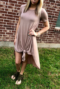 LATTE LOVE DRESS