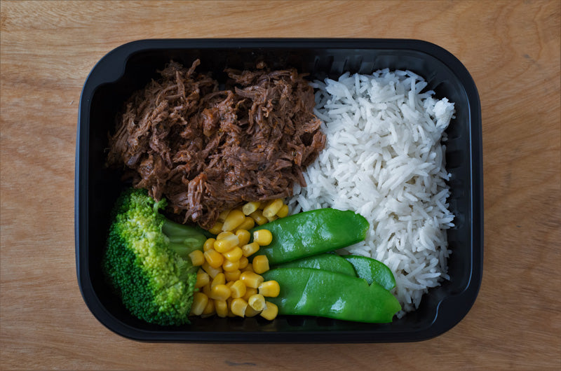 Mexican Style Pulled Beef