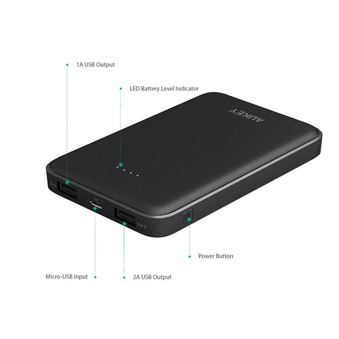 Image of Orion+ Qi Wireless Portable Powerbank