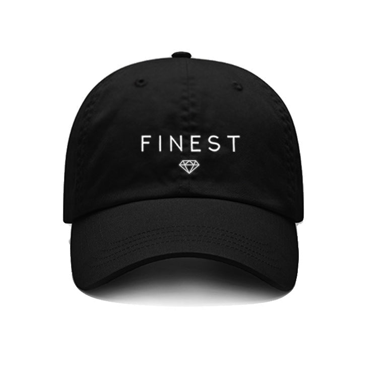 The Finest Dad Hat