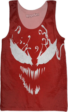 Rage Face Tank Top