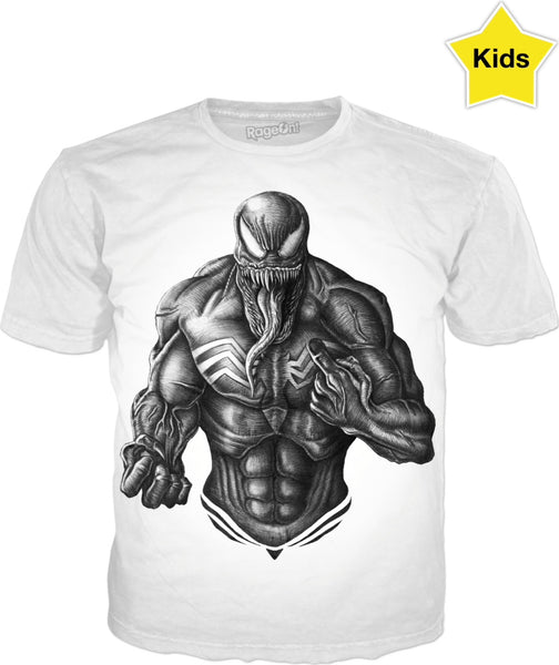 Ultimate Venom Kids T-shirt
