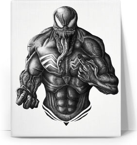 Ultimate Venom Canvas