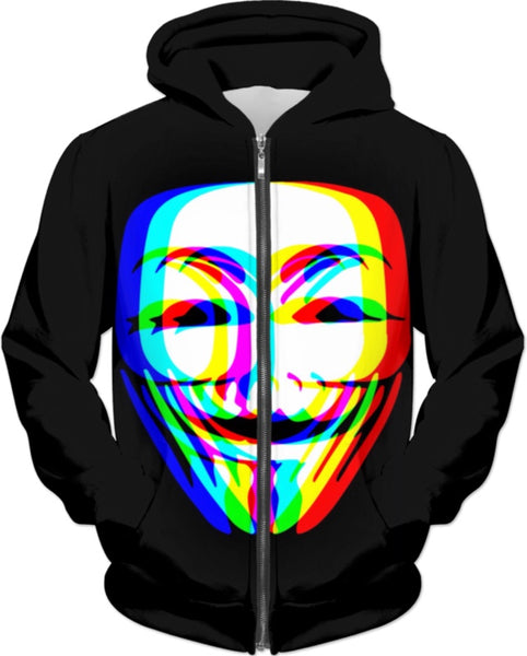 Many Faces Of Anonymous