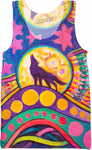The Wolf - Women's Tank Top