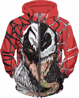 Limited Edition Venom/AntiVenom Hoodie