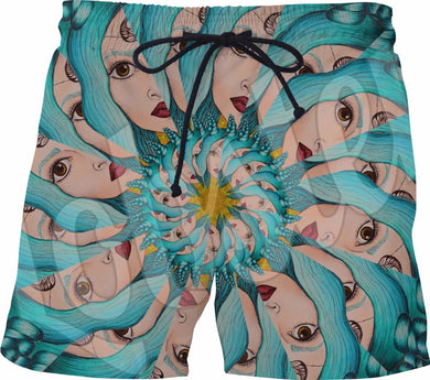 Atlantis Swim Short