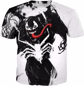 Venom Graffiti T-Shirr