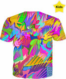 Mini Rodman All-Over-Print Sublimated Kid's Line