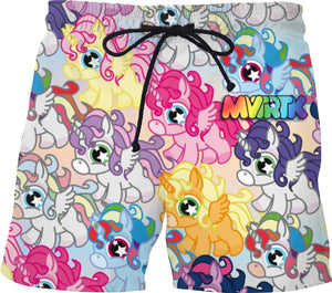 MVTRTK ALICORN Swim Shorts