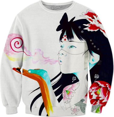 The Creative Sweatshirt