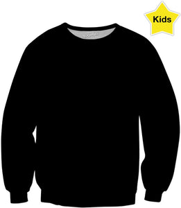 Kids Hana Sweatshirt (Flower On Back)