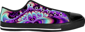Purple Trip Low Tops Sneakers