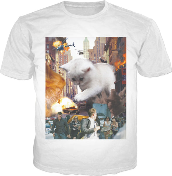 Rampage Cat Classic T-Shirt