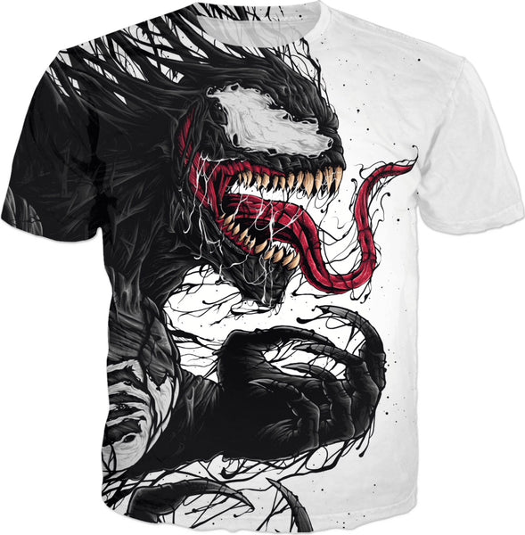 Venom Number 6 T-Shirt