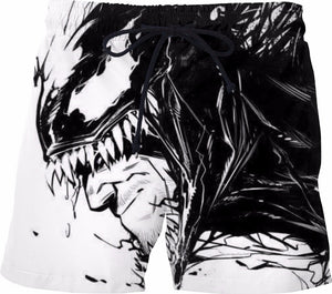 Venom Face Swim Trunks