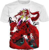 She Carnage T-Shirt by Wade King
