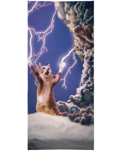 Thundercat Beach Towel