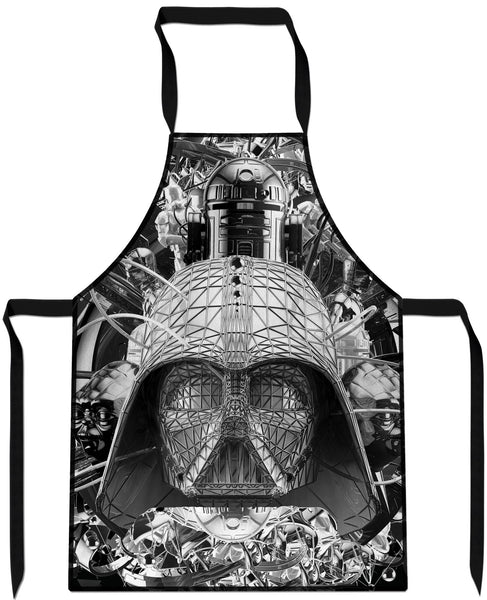 Digital Empire B&W Cooking Apron