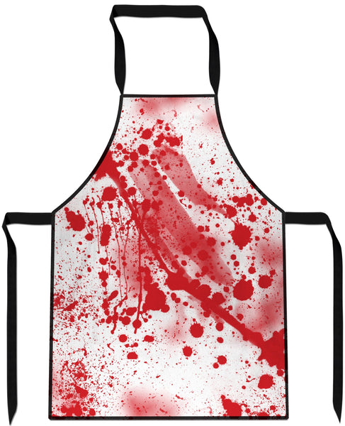 Blood Cooking Apron