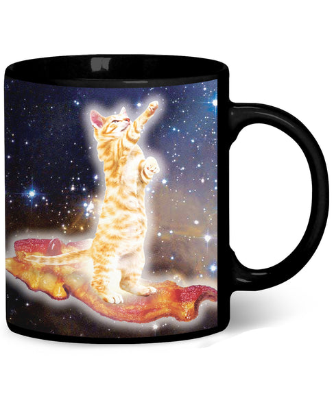 Bacon Cat Coffee Mug