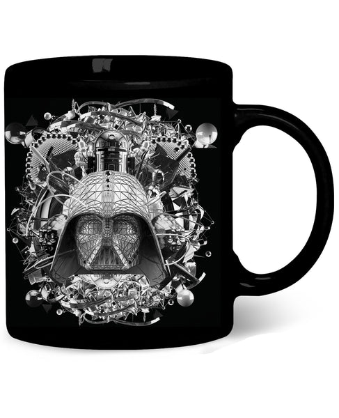 Digital Empire B&W Coffee Mug
