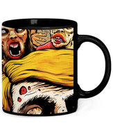 Zombies at the Mall Coffee Mug