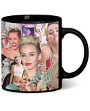 Miley Cyrus Paparazzi Coffee Mug