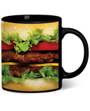 Burger Coffee Mug