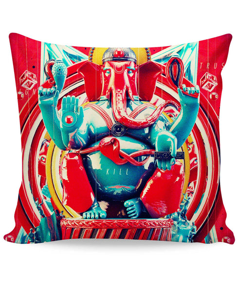 Elephant Kill Couch Pillow