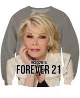 Joan Rivers Forever 21 Crewneck Sweatshirt