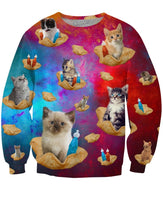 The Purrrfect Scoop Crewneck Sweatshirt