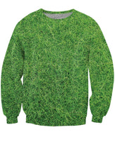 Grass Crewneck Sweatshirt
