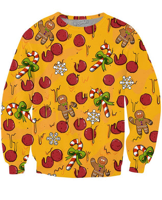 Have a Cheesy Christmas Crewneck Sweatshirt