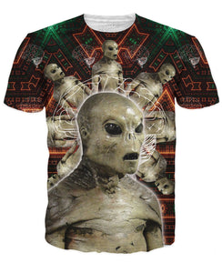 Alien Brain T-Shirt