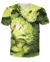 Broccoli Bunches T-Shirt