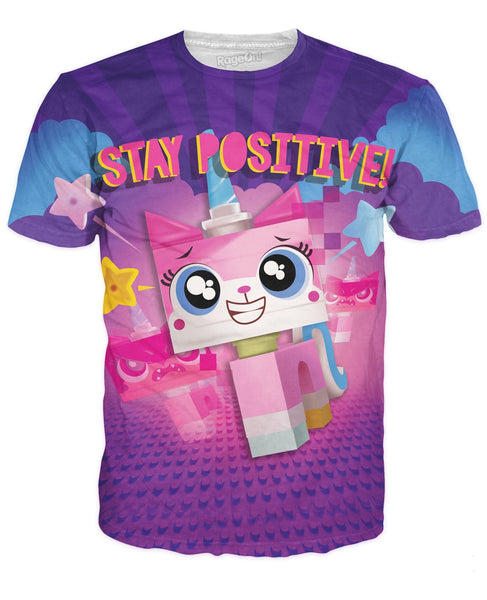 Stay Positive! T-Shirt