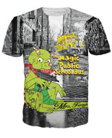 The Magic Public School Bus T-Shirt