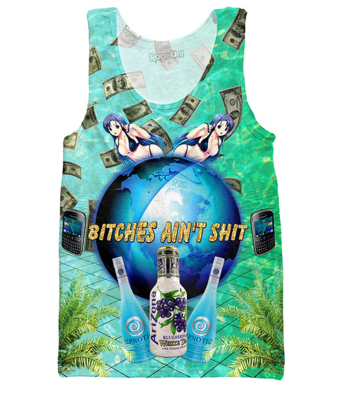 Bitches Ain't Shit Tank Top