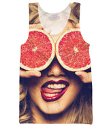 Fruity Flirt Tank Top