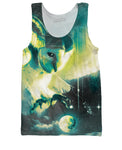 Space Owl Tank Top