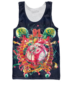 A Heart for Designers Tank Top